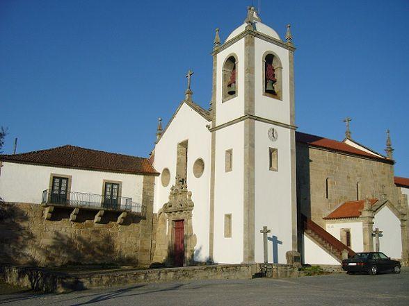 Mosteiro de Vila Boa do Bispo
