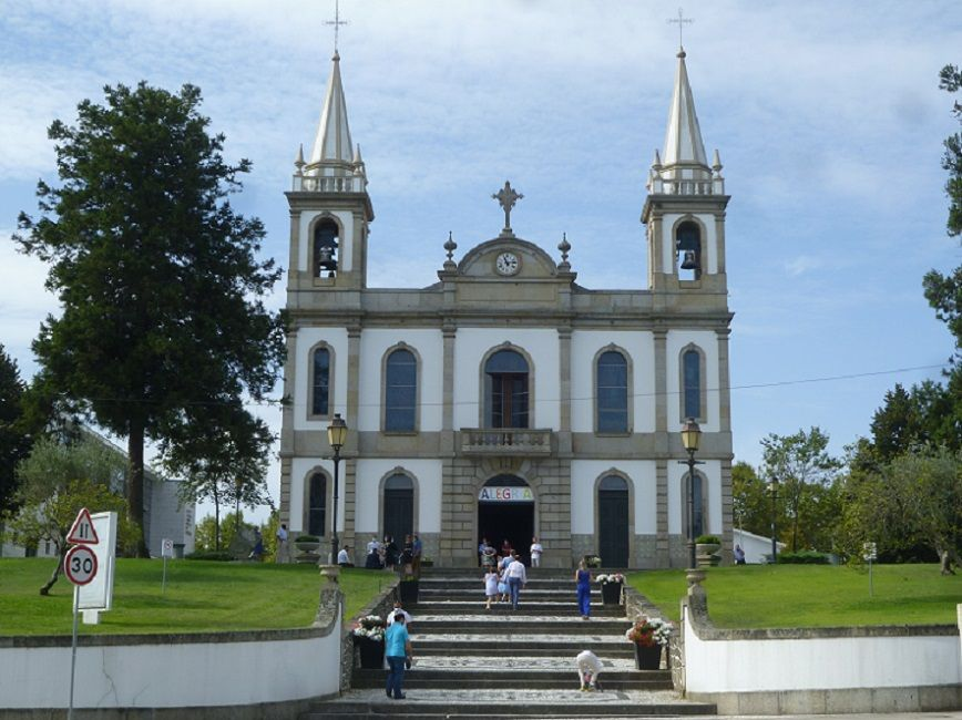 Igreja Matriz de Paredes