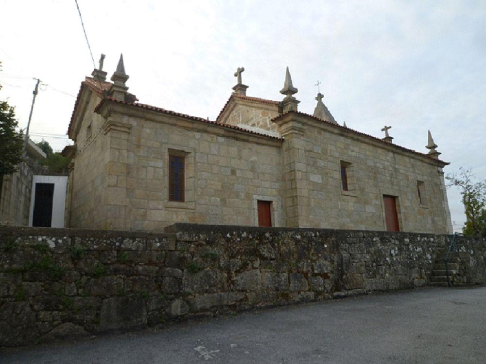 Igreja Matriz de Vandoma