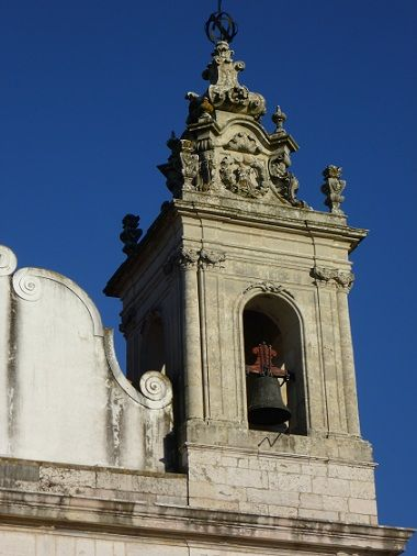 Igreja de Nossa Senhora dos Mártires - torre