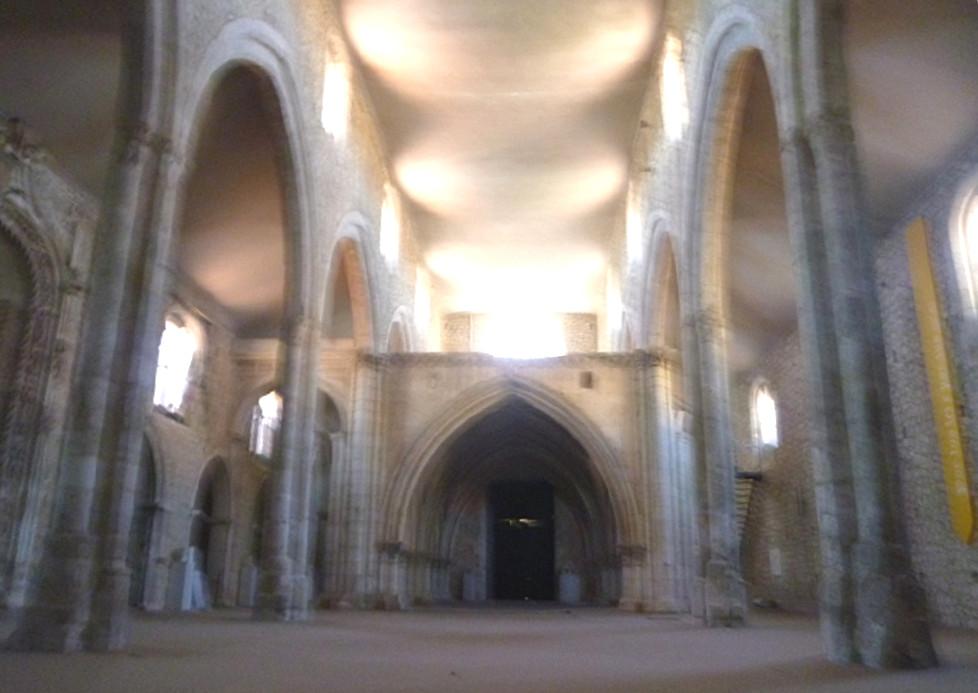 Convento de S. Francisco - interior