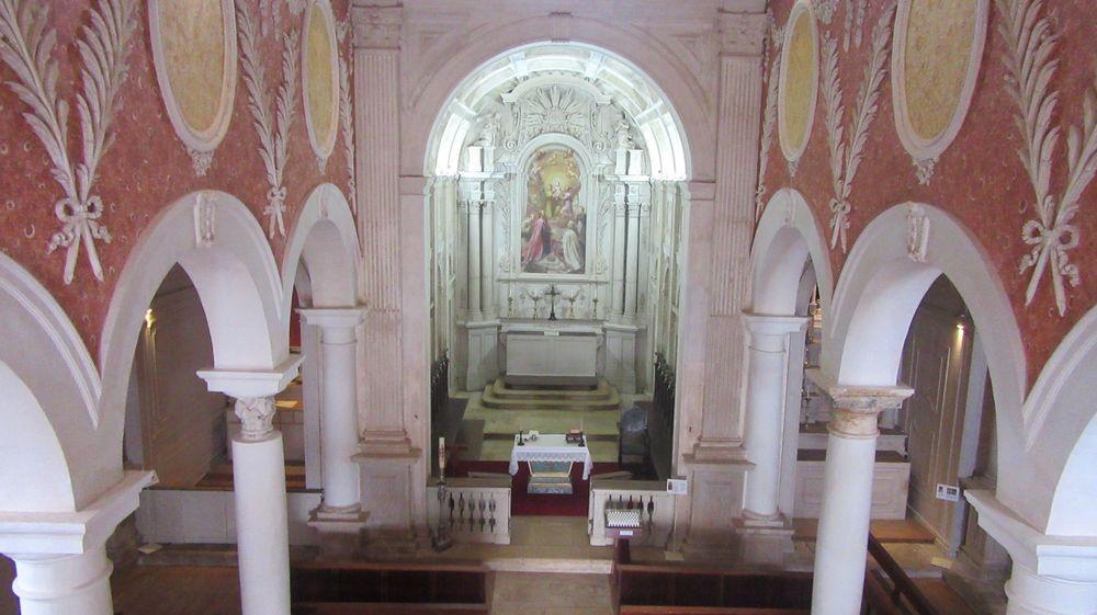 Igreja de Santa Maria de Alcáçova - interior
