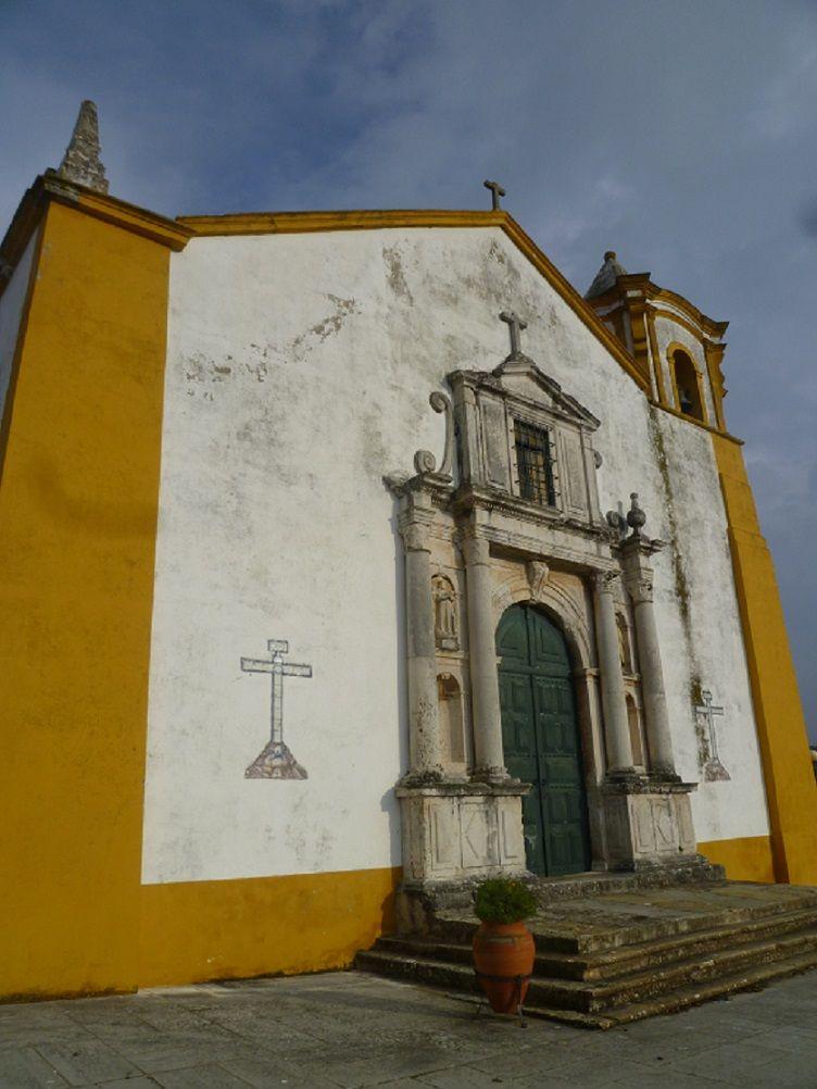 Igreja Matriz de Tancos