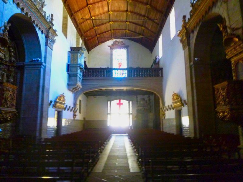 Igreja do Mosteiro de Refoios