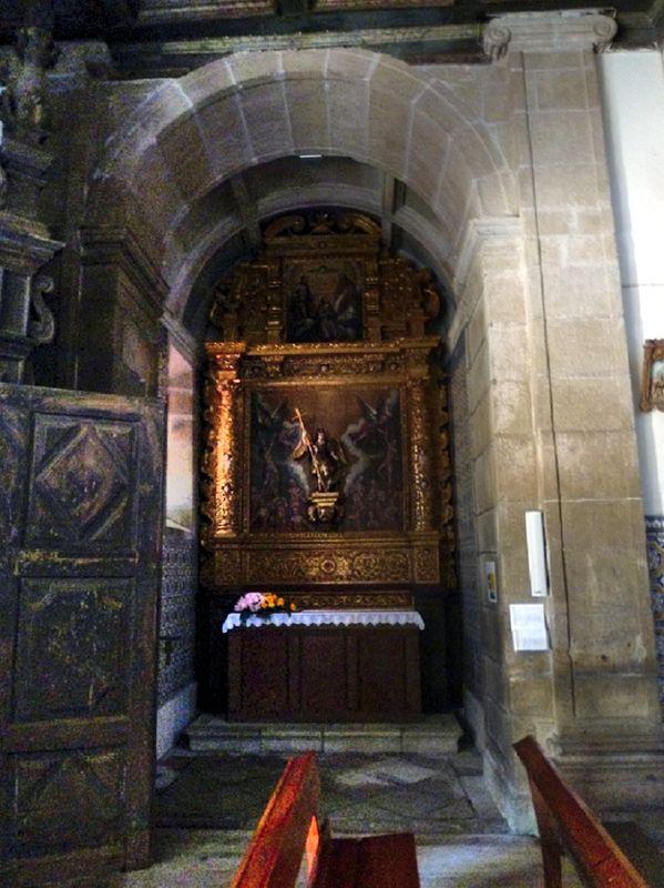 Igreja do Mosteiro - Capela lateral esquerda