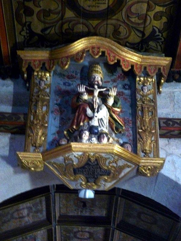 Igreja de São João da Ribeira - Imagem do Orago