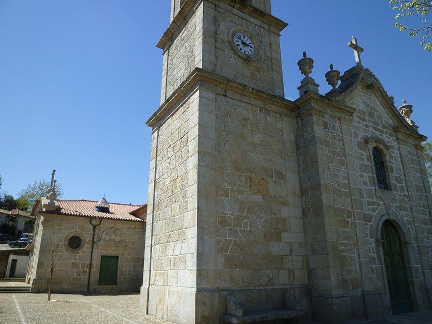 Igreja Matriz de São Cristovão - torre