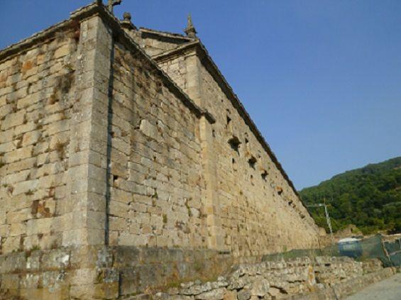 Mosteiro de S. João de Tarouca - dormitório